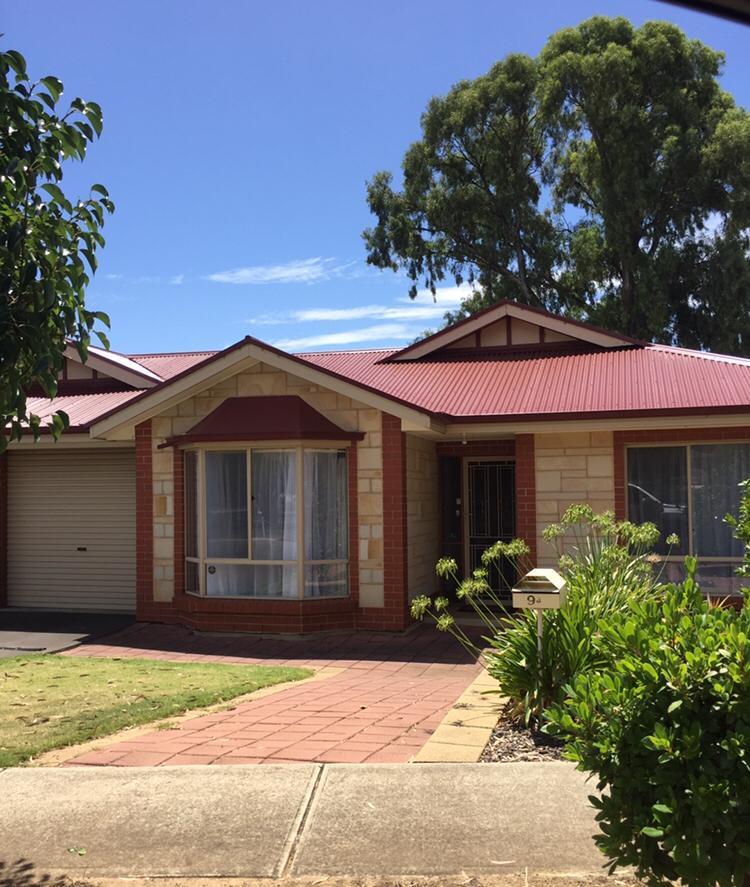 PJ Tertial in Adelaide (Australien) – Unterkunft in Doyles Haus