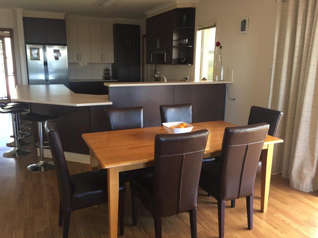 PJ in Adelaide (Australien) - Unterkunft in Sturt - Küche