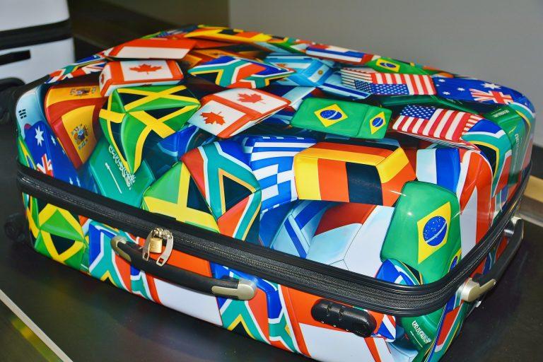 PJ im Ausland Reisegepäck - by pixabay