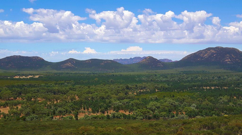 PJ in Australien (Adelaide) - Freizeitaktivitäten - Flinders Ranges