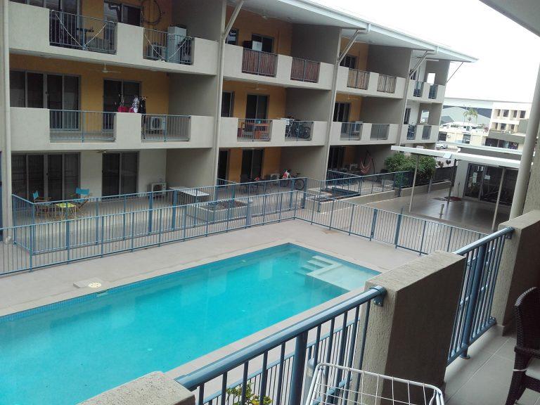 PJ Australien (Darwin) - Unterkunft mit Pool im Studentenwohnheim