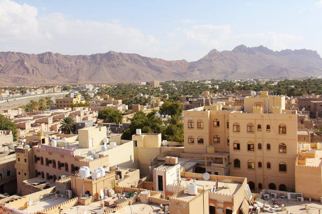 PJ im Oman (Maskat) - Freizeitaktivitäten - Nizwa - by pixabay