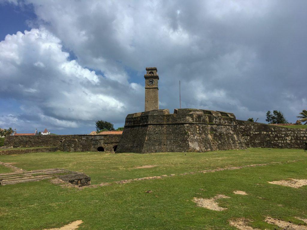 PJ in Sri Lanka (Galle) - Freizeitaktivitäten - Galle Dutch Fort