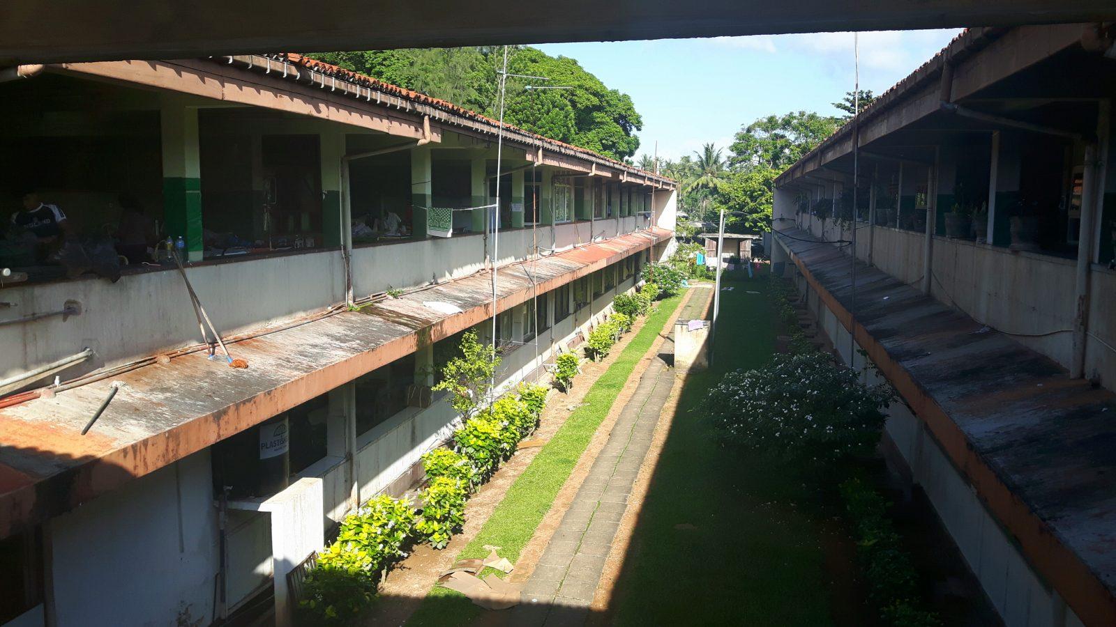 PJ in Sri Lanka (Galle) - Ablauf in der Chirurgie - Karapitya Hospital