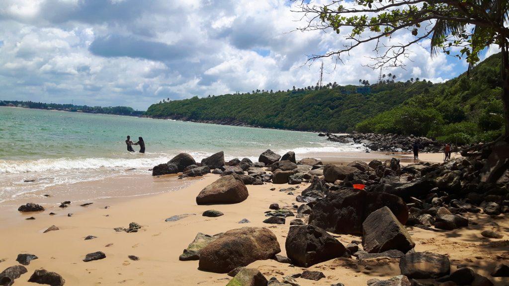 PJ in Sri Lanka (Galle) - Freizeitaktivitäten - Jungle Beach