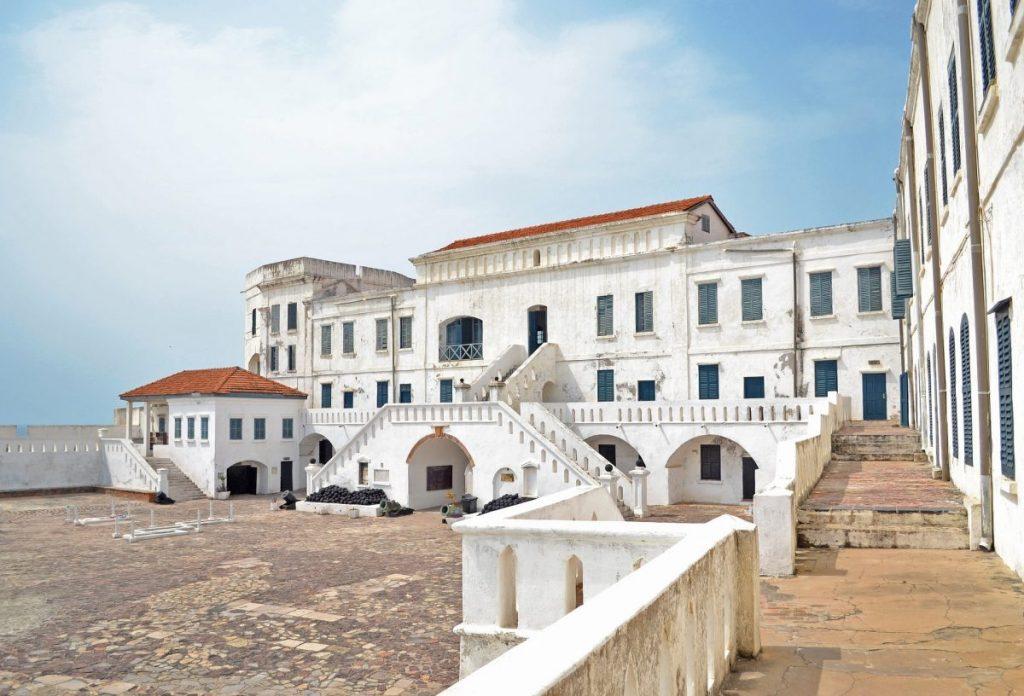 Famulatur in Ghana - Freizeitaktivitäten - Cape Coast Castle