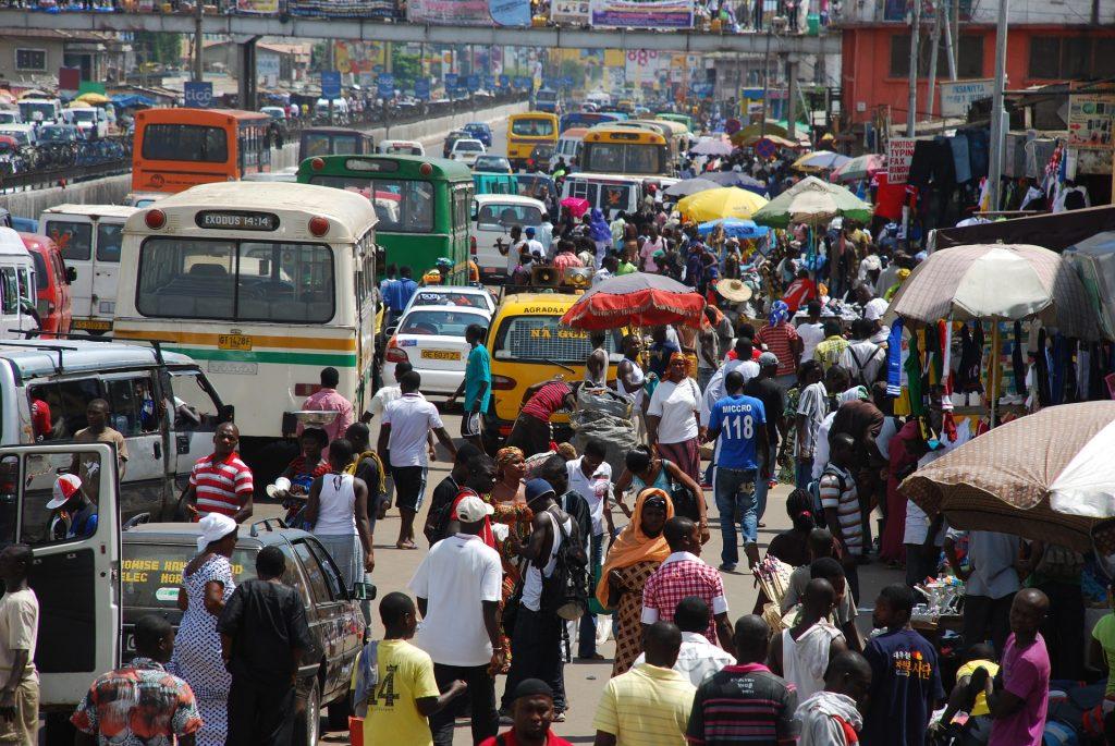 Famulatur in Ghana - Freizeitaktivitäten - Transport