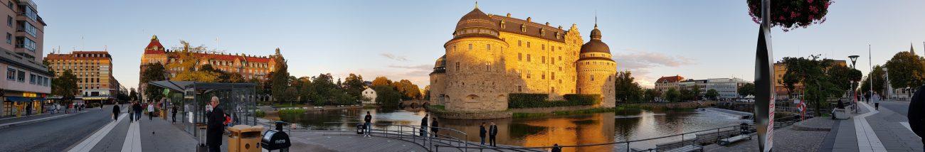 Famulatur in Schweden (Örebro) - Freizeitaktivitäten - Örebro Schloss