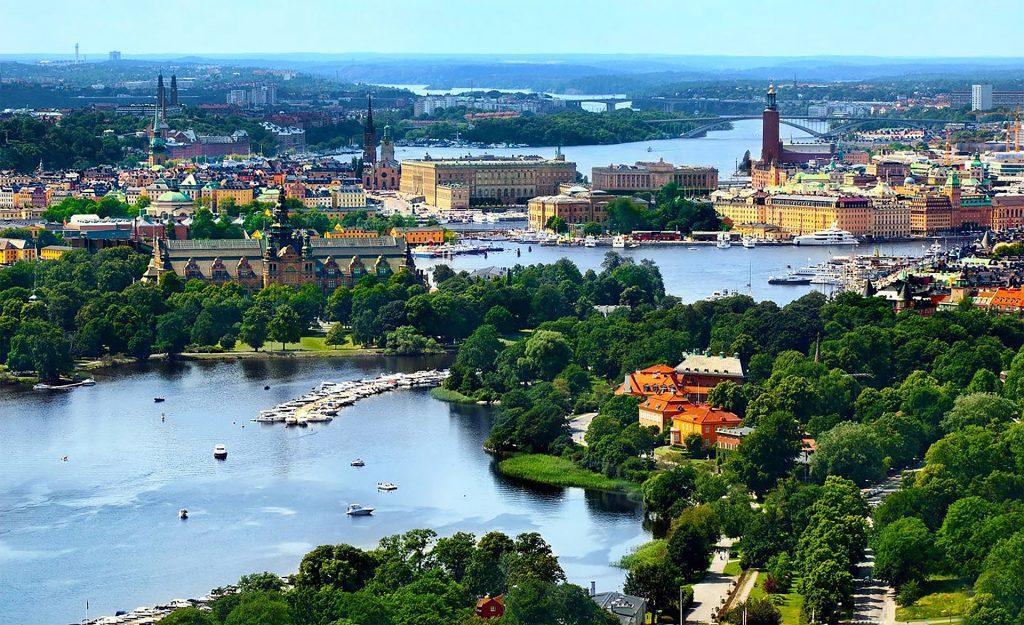 Famulatur in Schweden (Örebro) - Freizeitaktivitäten - Stockholm
