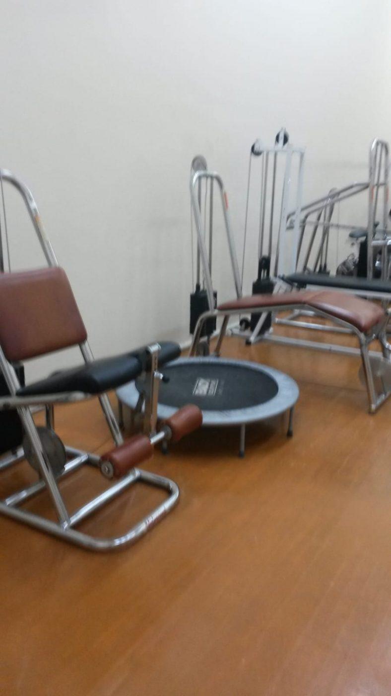 PJ im Oman (Maskat) - Ablauf - Gym