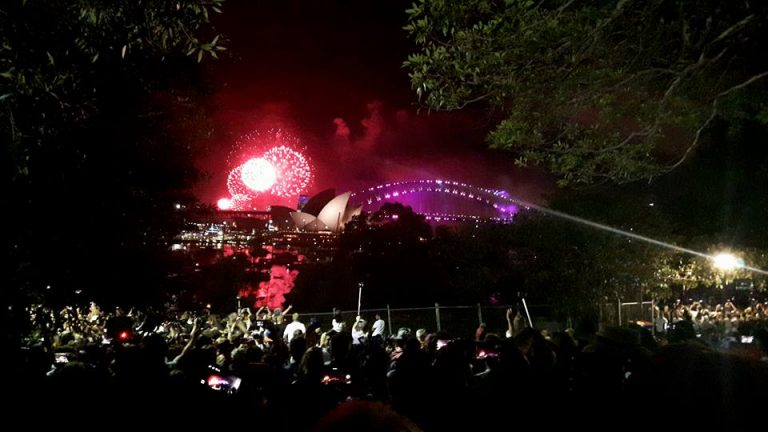 PJ in Sydney Freizeitaktivitäten New Years 4