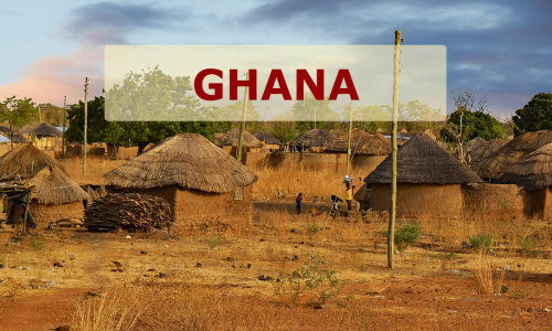 Famulatur in Ghana