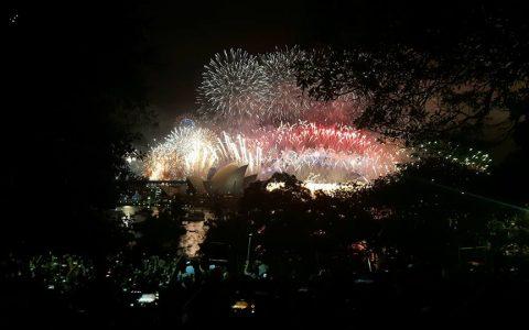 PJ in Sydney Freizeitaktivitäten New Years