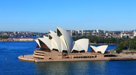 PJ in Sydney Freizeitaktivitäten Opera House